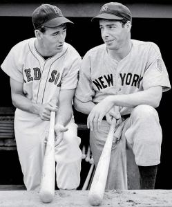 ted-williams-joe-dimaggio 1941